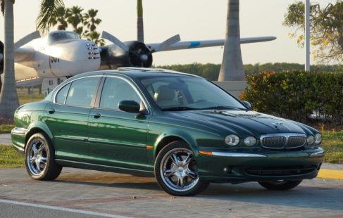Maquina Vidro Eletrica Traseira Direita Jaguar X Type 2005