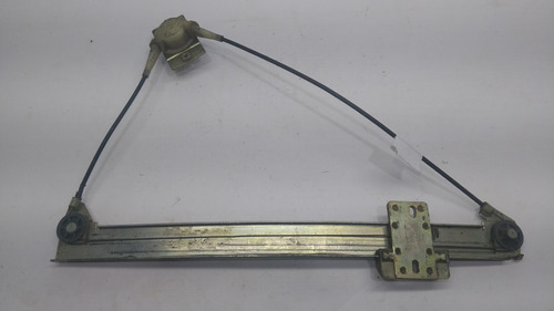 máquina vidro manual lado direito uno 2 portas 1985-2013