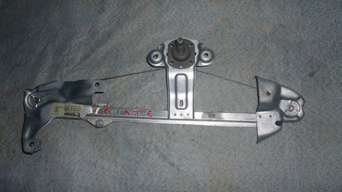 maquina vidro manual mecanica traseira celta prisma original