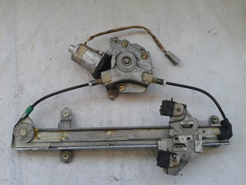 maquina vidro traseira direita honda fit original usada