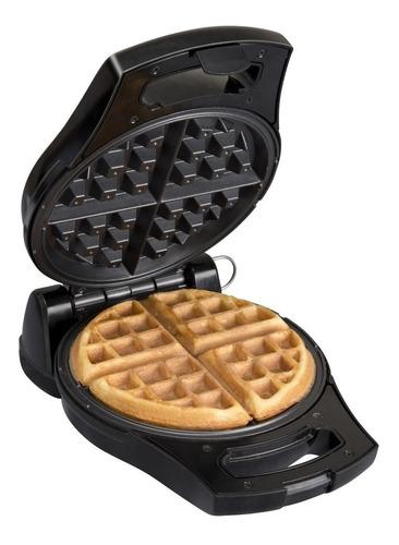 maquina waflera waffle maker blanik 22034 / fernapet