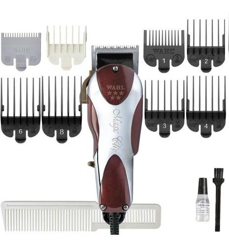 máquina wahl cortar cabello 5 star magic clip profesional