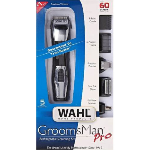 maquina wahl groomsman pro 100% original garantia