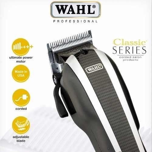 de4cedbce Maquina Wahl Icon V9000 110 Volts - R$ 399,00 em Mercado Livre