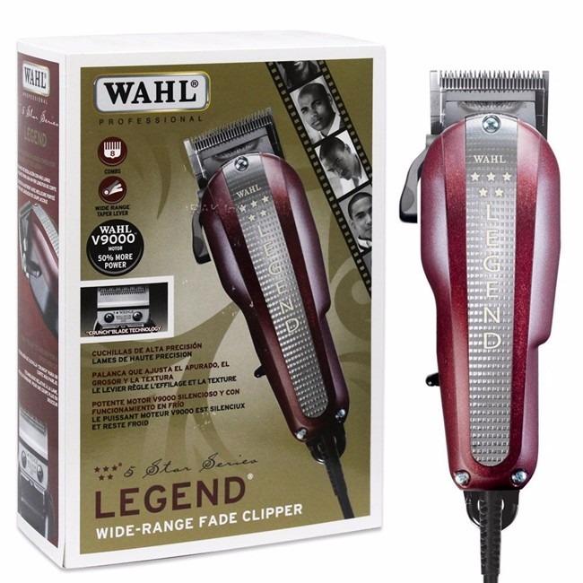 Máquina Wahl Legend 5 Star Series Professional V9000 127v - R  489 ... 6ae84a038db7