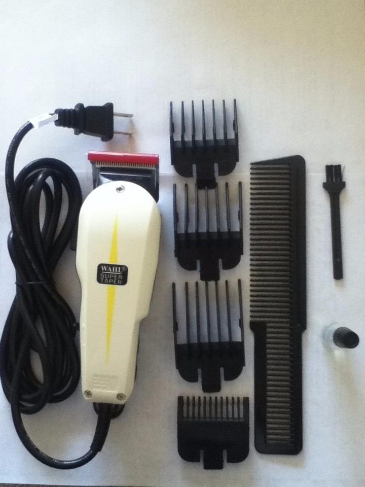 a6fd551d6a2da maquina wahl para cortar pelo-cabello made in usa original. Cargando zoom.