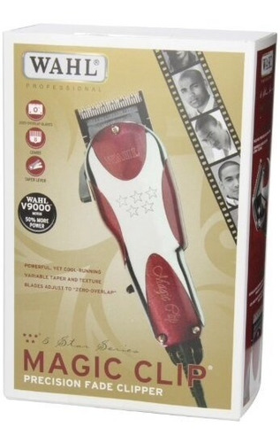 maquina wahl profesional magic clip con motor v9000