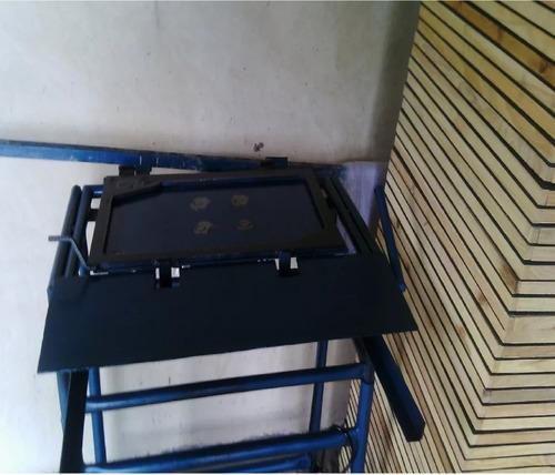maquina y equipos para fabricar techos microfibrocemento tmc