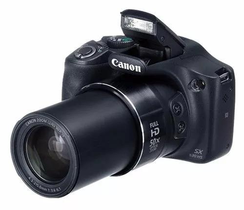 maquina,camera fotográfica semi profissional canon sx530hs