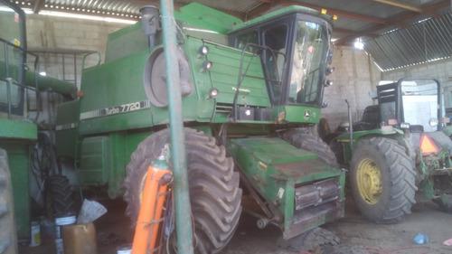 maquinaria agrícola cosechadoras