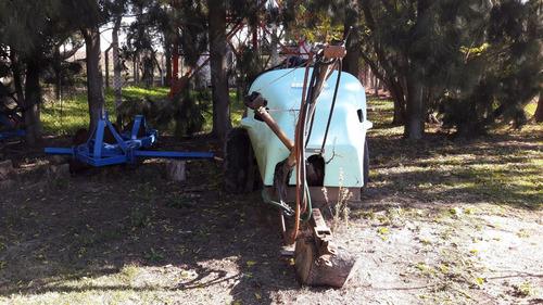 maquinaria agrícola pulverizadoras