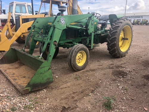 maquinaria agrícola tractores