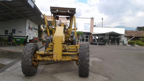 maquinaria amarilla, motoniveladoras
