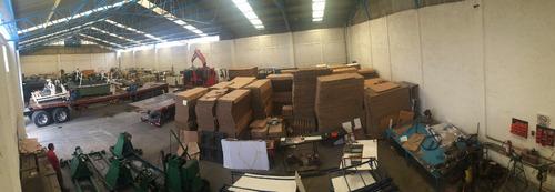 maquinaria cajas cartón corrugado, suajadoras, impresoras
