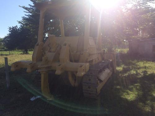maquinaria cargador 977 caterpillar cambio mautes toros 1985