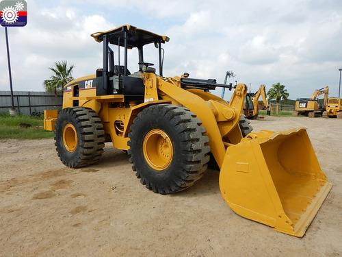 maquinaria cargadora frontal 2003 caterpillar 938g gm106588