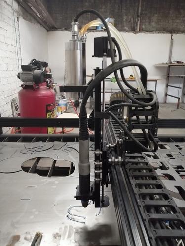maquinaria cnc router, plasma y láser co2