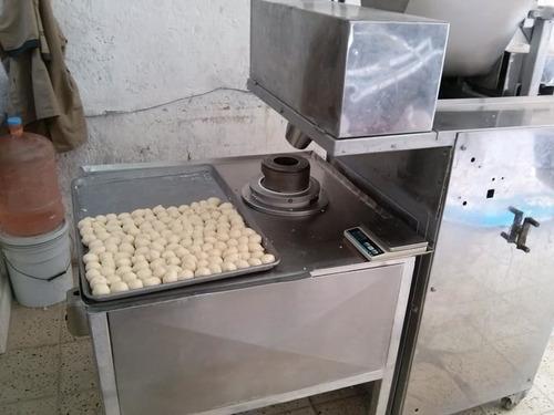 maquinaria completa de tortillas de harina