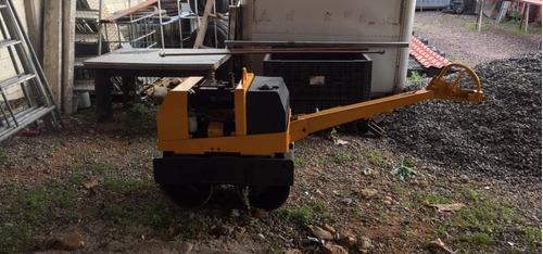 maquinaria construcción compactadores