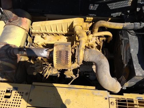 maquinaria construcción excavadoras