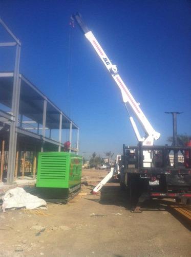 maquinaria construcción grúas móviles
