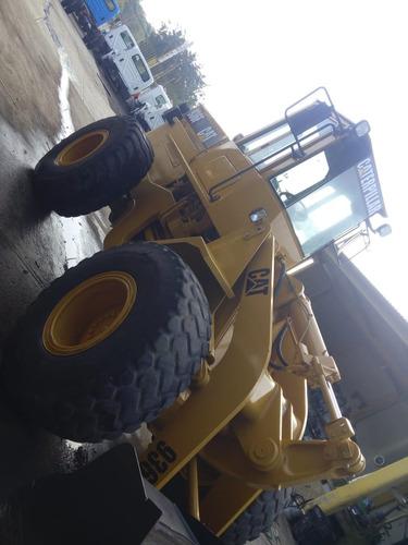 maquinaria de construcción cargadores