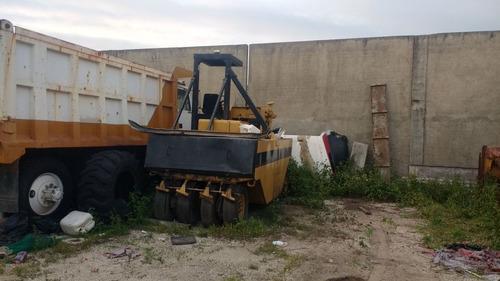 maquinaria de construcción compactadores