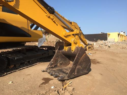 maquinaria de construcción excavadoras