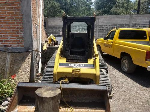 maquinaria de construcción minicargadores