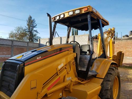 maquinaria de construcción retroexcavadoras 416 c