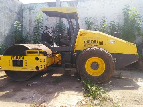 maquinaria de construção compactadores
