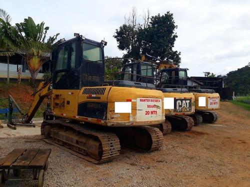 maquinaria de construção escavadeiras aceito carro entrada