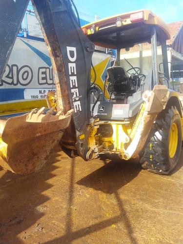 maquinaria de construção retro jonh deere 2013 4x4