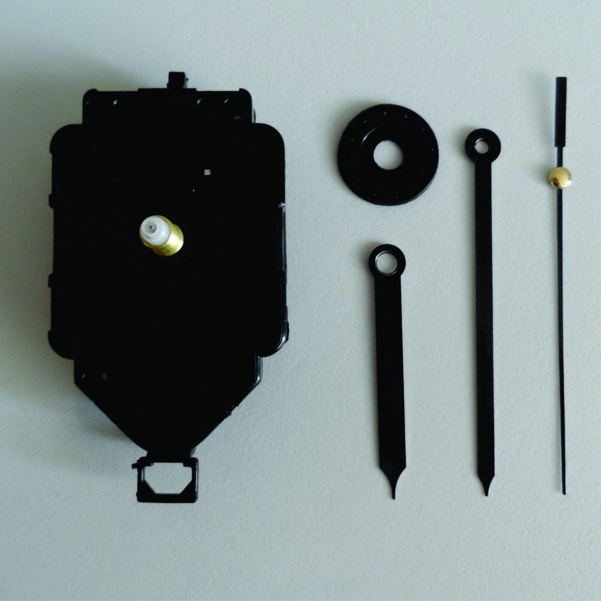 Maquinaria de p ndulo para reloj de pared en for Reloj de pared con pendulo
