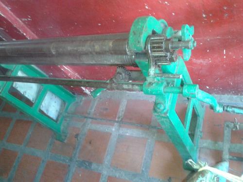 maquinaria para ducteria