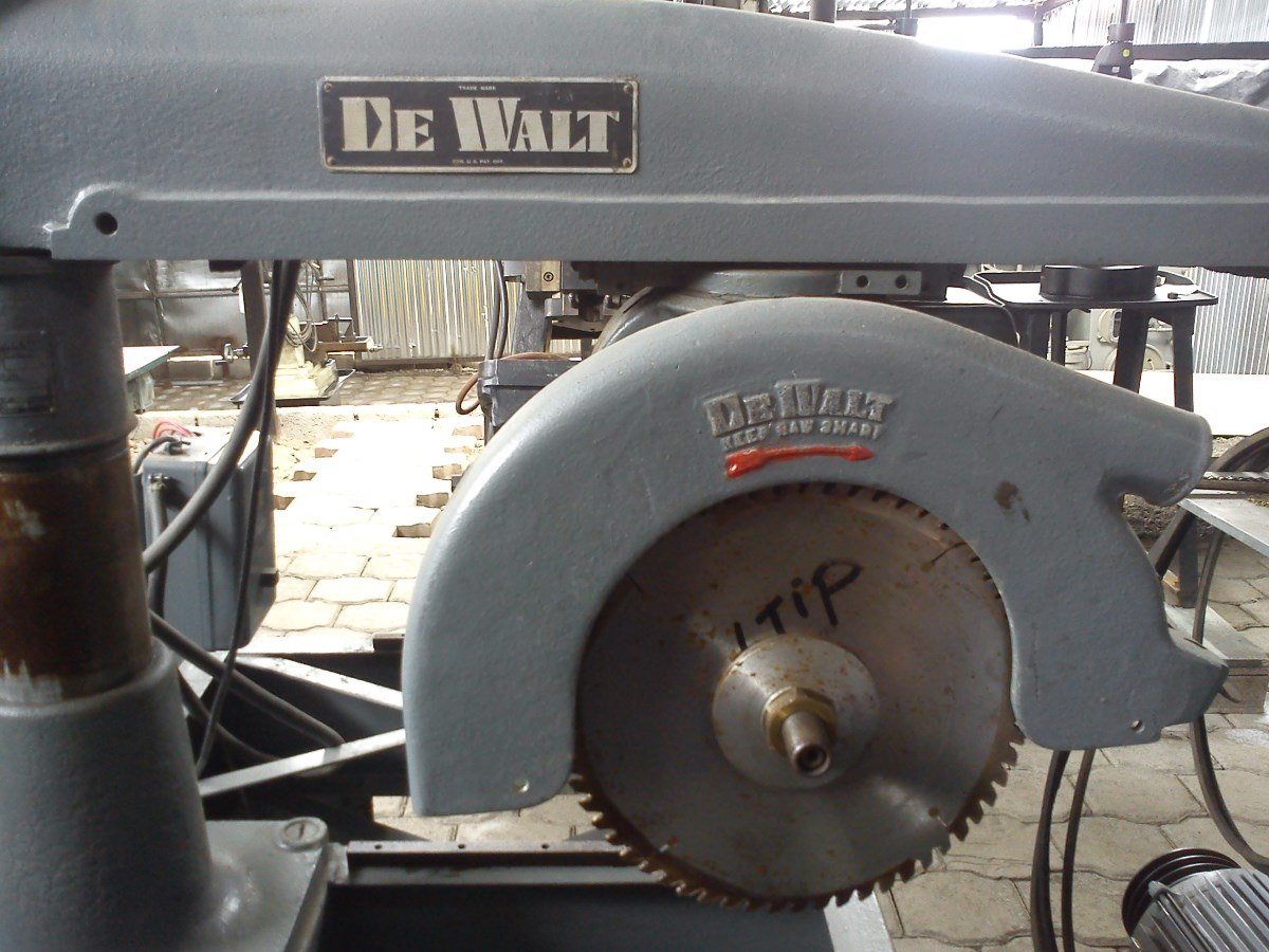 Maquinaria para madera carpinter a sierras de mesa - Sierra para taladro ...