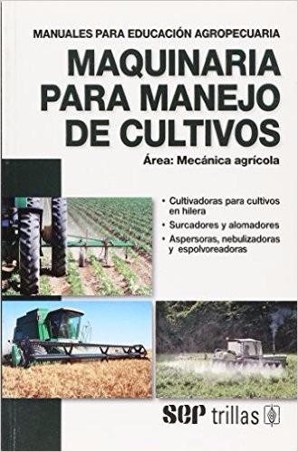 maquinaria para manejo de cultivos / f a o / trillas