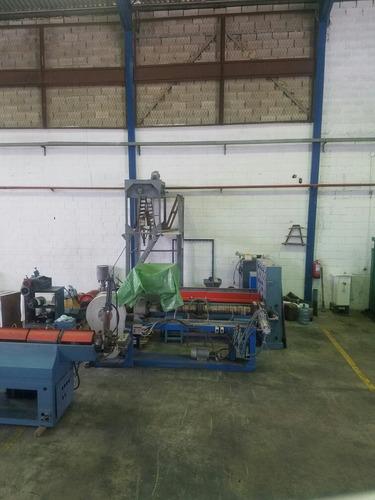 maquinaria para reciclaje de plastico y fabricacion de bolsa