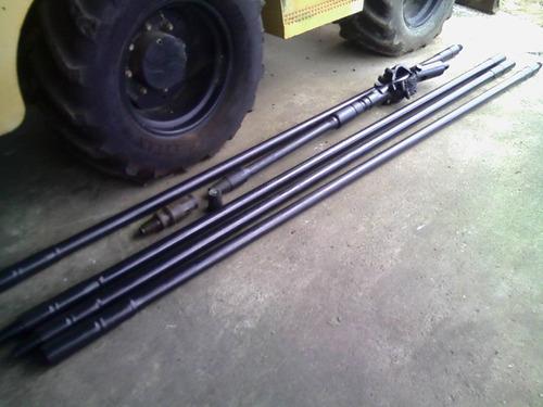 maquinaria perforadora direccional (topo)