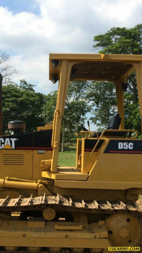 maquinaria pesada bulldozer d5c
