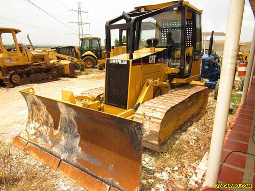 maquinaria pesada bulldozer d5c xl