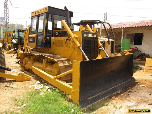 maquinaria pesada bulldozer d6g