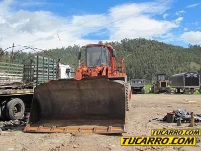 maquinaria pesada cargadores