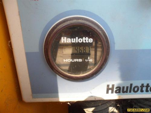 maquinaria pesada elevadores de personal