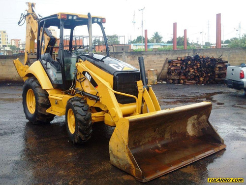 maquinaria pesada excavadoras