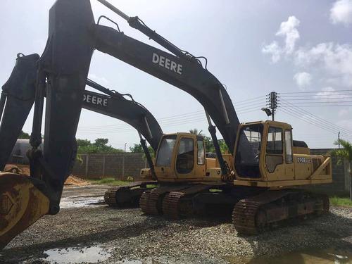 maquinaria pesada excavadoras jumbo john deere 790e lc