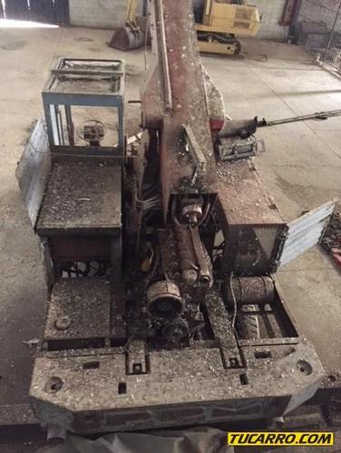 maquinaria pesada gruas