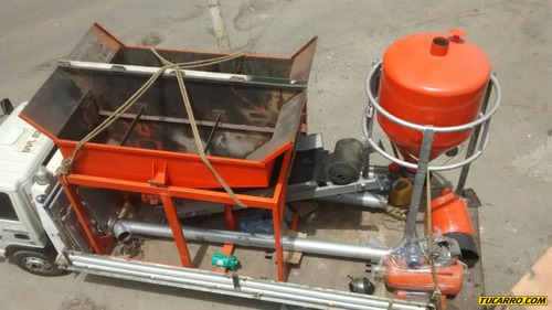 maquinaria pesada mezcladoras