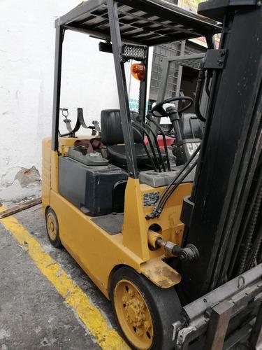 maquinaria pesada, montacargas, glp, caterpillar