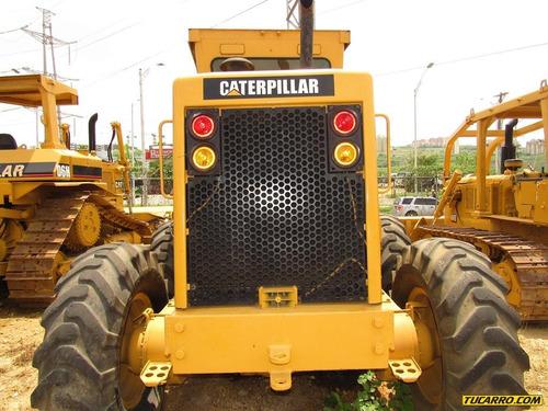 maquinaria pesada motonivelador